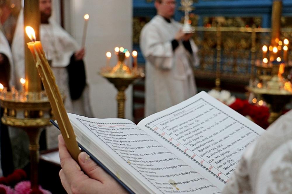 Религиозное сопровождение — отпевание в В.Волочке