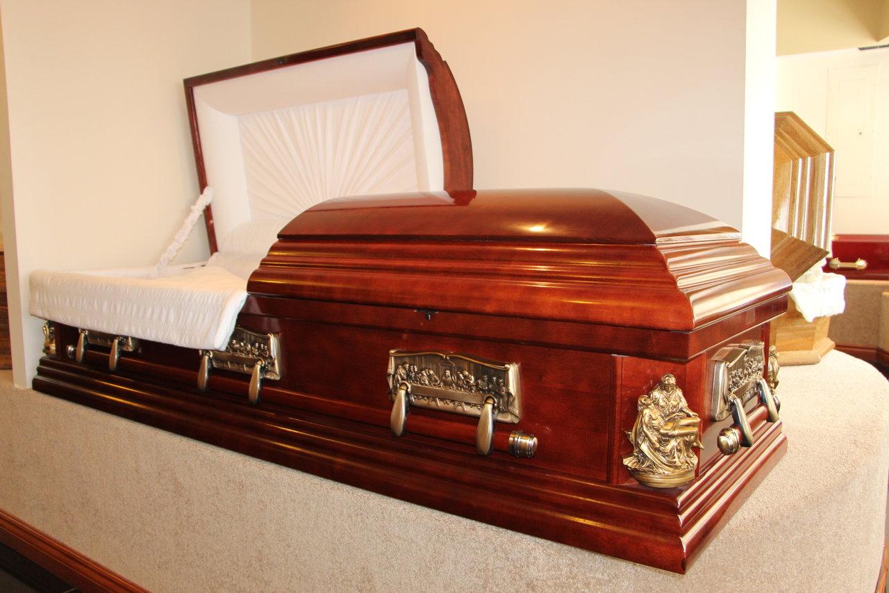 Купить гробы в Вышнем Волочке
