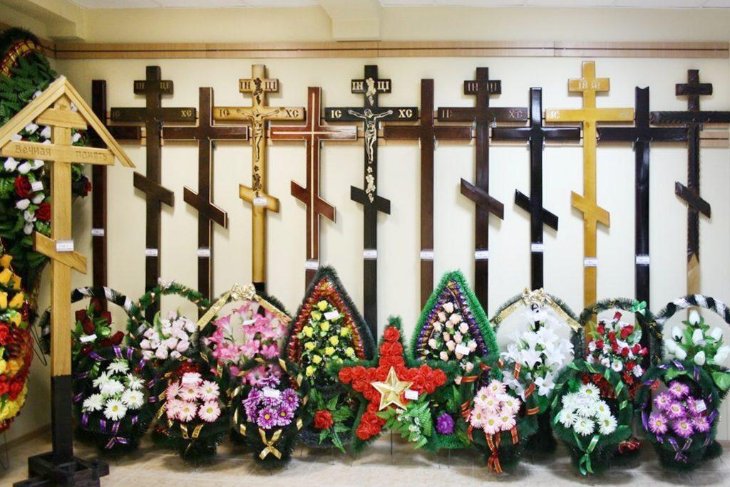 кресты в волочке